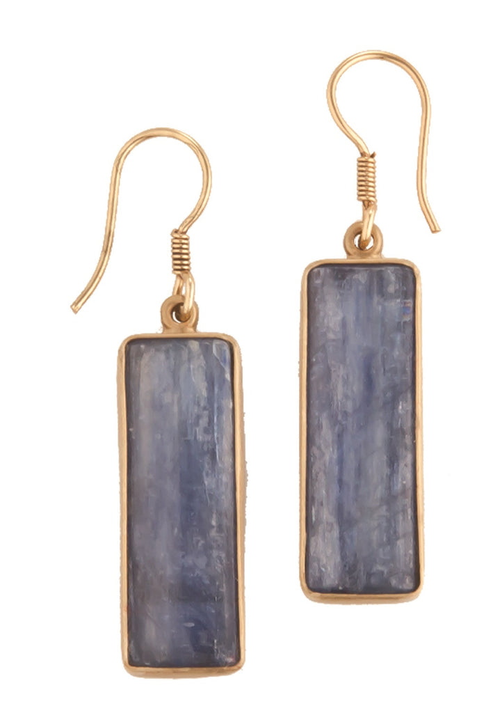 Charles Albert Kyanite Alchemia Earrings - ShopBody.com