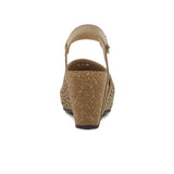 Spring Step LAURALYN Suede Wedge Sandal
