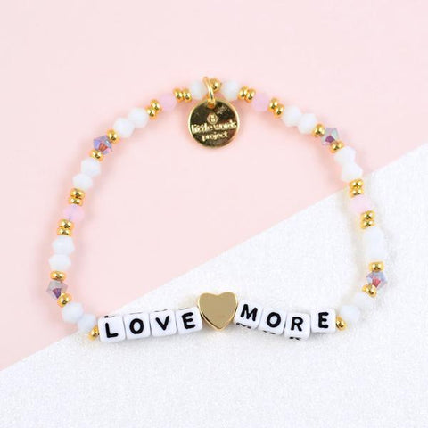 Little Words Project Charmed Beaded - Love More