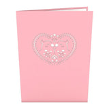 Lovepop Lovebirds Card