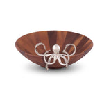 Vagabond House Octopus Salad Serving Bowl