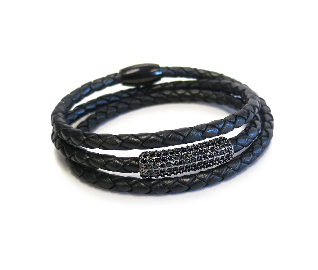 to convertable products woven img cord bracelet braided converts necklace wrap triple