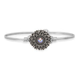 Luca + Danni Sunflower Bangle Bracelet