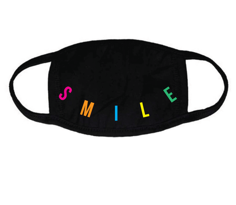 Copy of House of Tens Face Mask Kids - SMILE