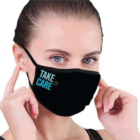 House of Tens Face Mask - Take Care