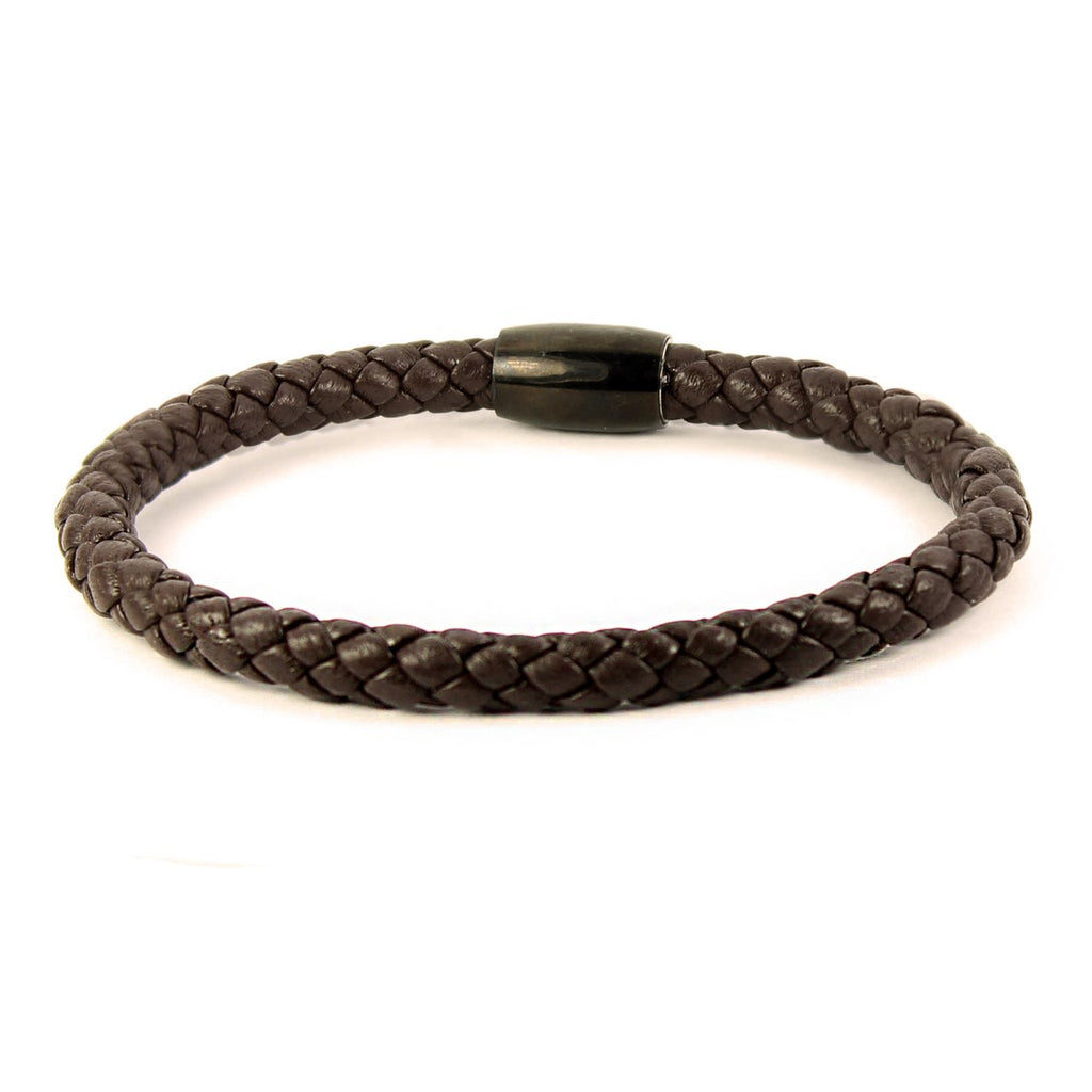 Liza Schwartz Men's Thick Single Bracelet