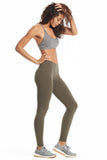 Hard Tail Ankle Legging - Olive