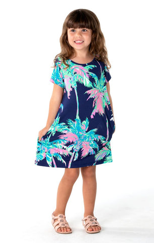 Tori Richard Swaying Aria Dress