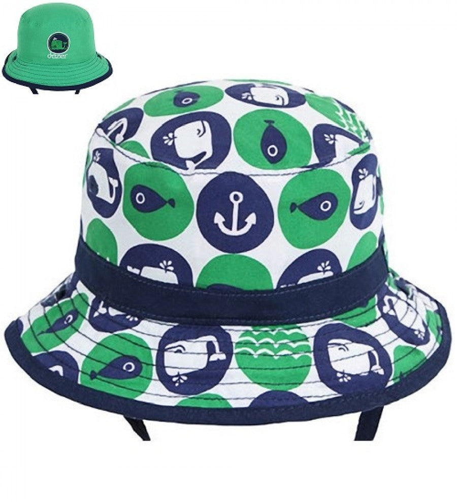 Kooringal Baby Boys Bucket Whaley