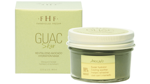 Farmhouse Fresh Guac Star® Soothing Avocado Hydration Mask