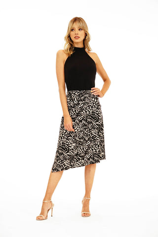 Veronica M Asymmetrical Skirt