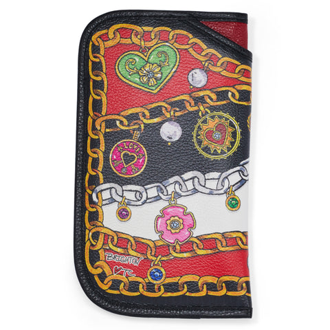 Brighton Simply Charming Double Eyeglass Case