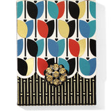 Brighton Newberry Mod Brooch Notepad