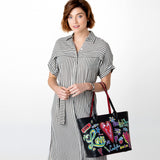 Brighton Love Scribble Tote