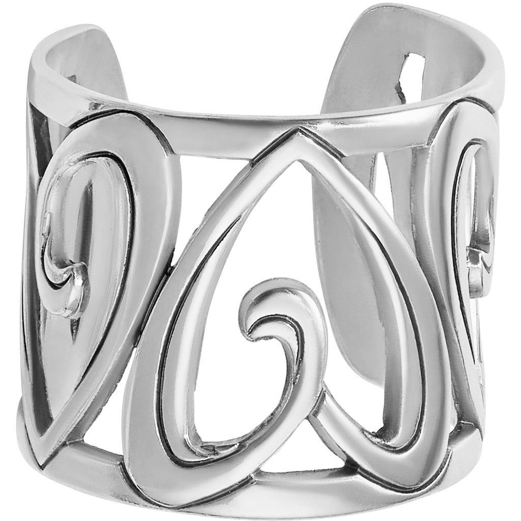 Brighton Christo Prague Wide Ring