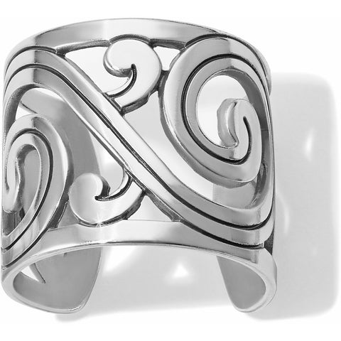 Brighton Christo Barcelona Wide Ring
