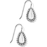 Brighton Twinkle Teardrop French Wire Earrings