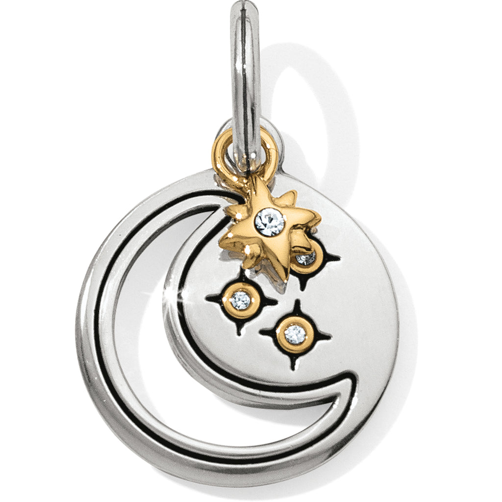 Brighton Shadowshine Moon Charm
