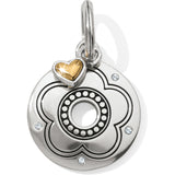 Brighton Shadowshine Flower Charm