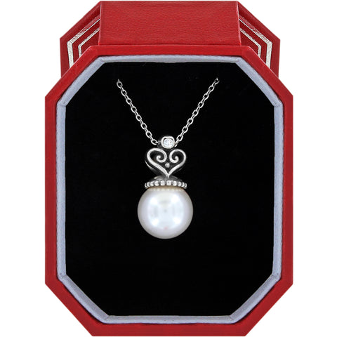 Brighton Alcazar Pearl Short Necklace Gift Box