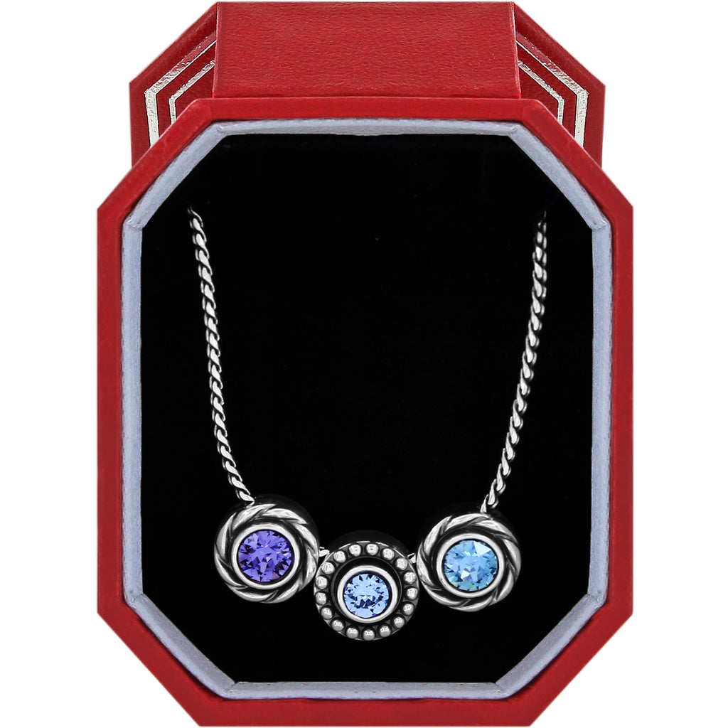 Brighton Halo Orion Necklace Gift Box