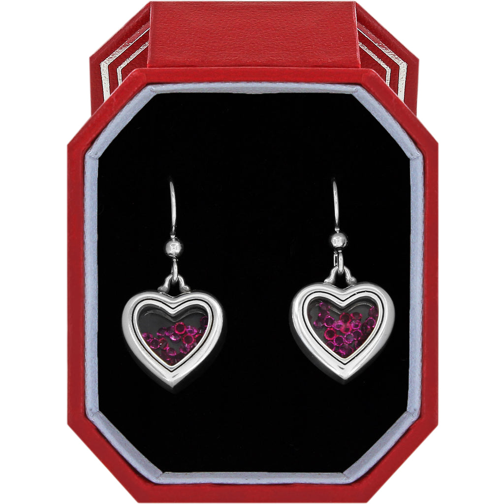 Brighton Pure Love French Wire Earrings Gift Box