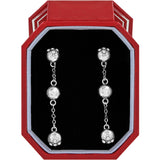 Brighton Bilbao Mist Post Drop Earrings Gift Box