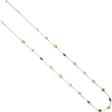 Brighton Mediterranean Pearl Long Necklace