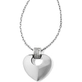 Brighton Meridian Equinox Heart Necklace