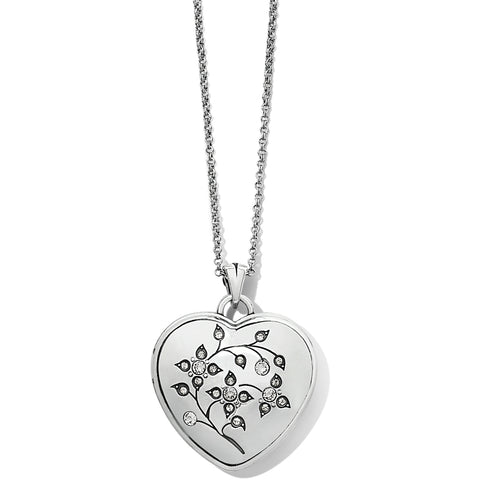Brighton First Day Of Spring Convertible Locket Necklace