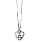 Brighton Illumina Love Mini Necklace