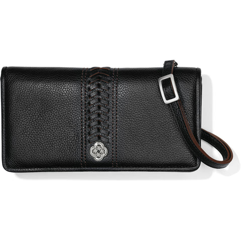 Brighton Interlock Large Wallet