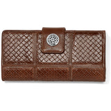 Brighton St. Tropez Slim Large Wallet