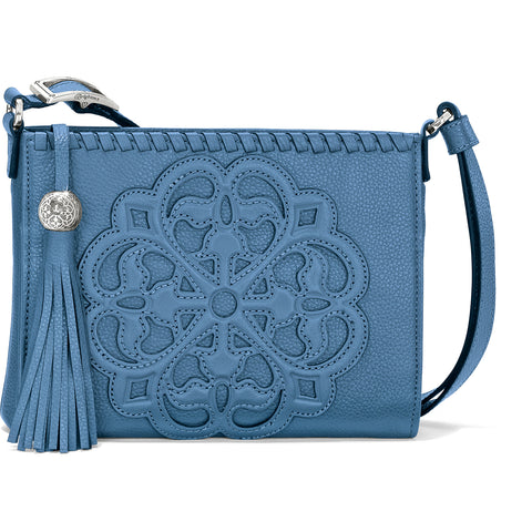 Brighton Ferrara City Organizer Canyon Blue
