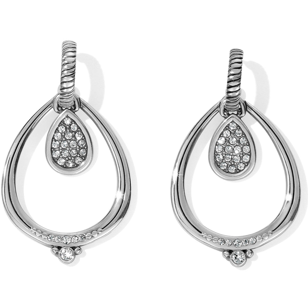 Brighton Natalia Convertible Post Hoop Earrings