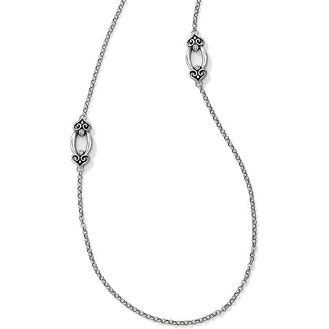 Brighton Alcazar Orbit Long Necklace