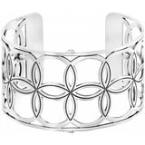 Brighton Christo NYC Wide Cuff Bracelet
