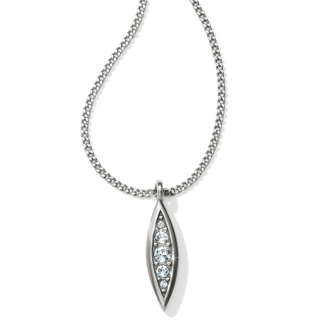 Brighton Contempo Ice Reversible Petite Necklace