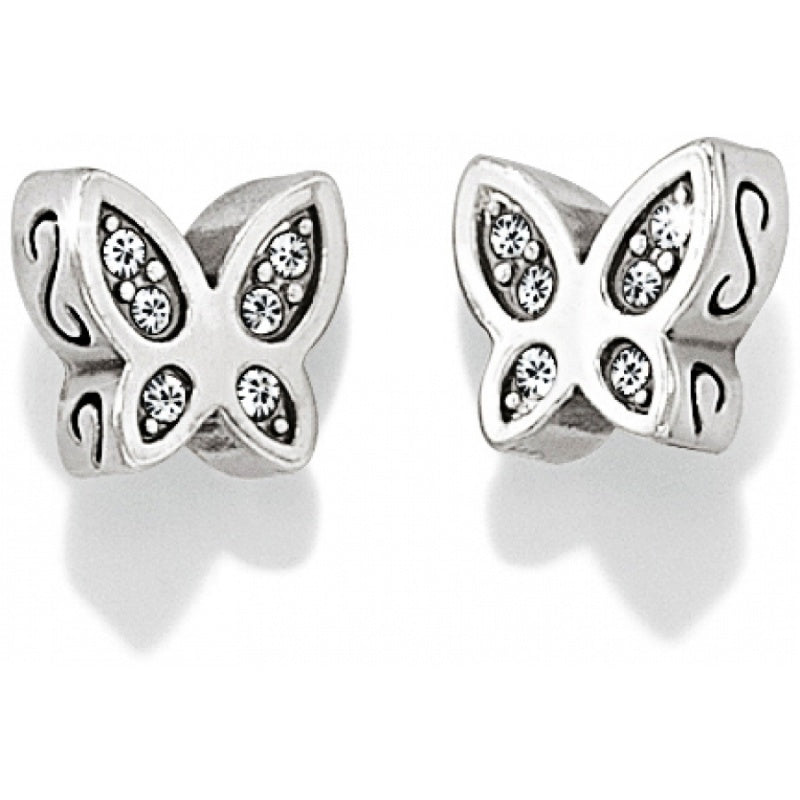 Brighton Starry Night Butterfly Post Earring