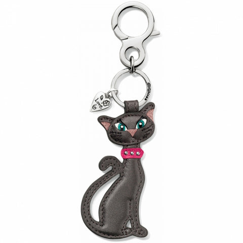 Brighton Cleo Cat Handbag Fob