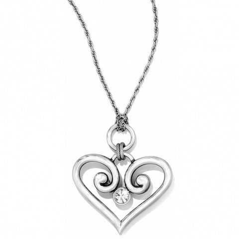 Brighton Alcazar Heart Convertible Necklace