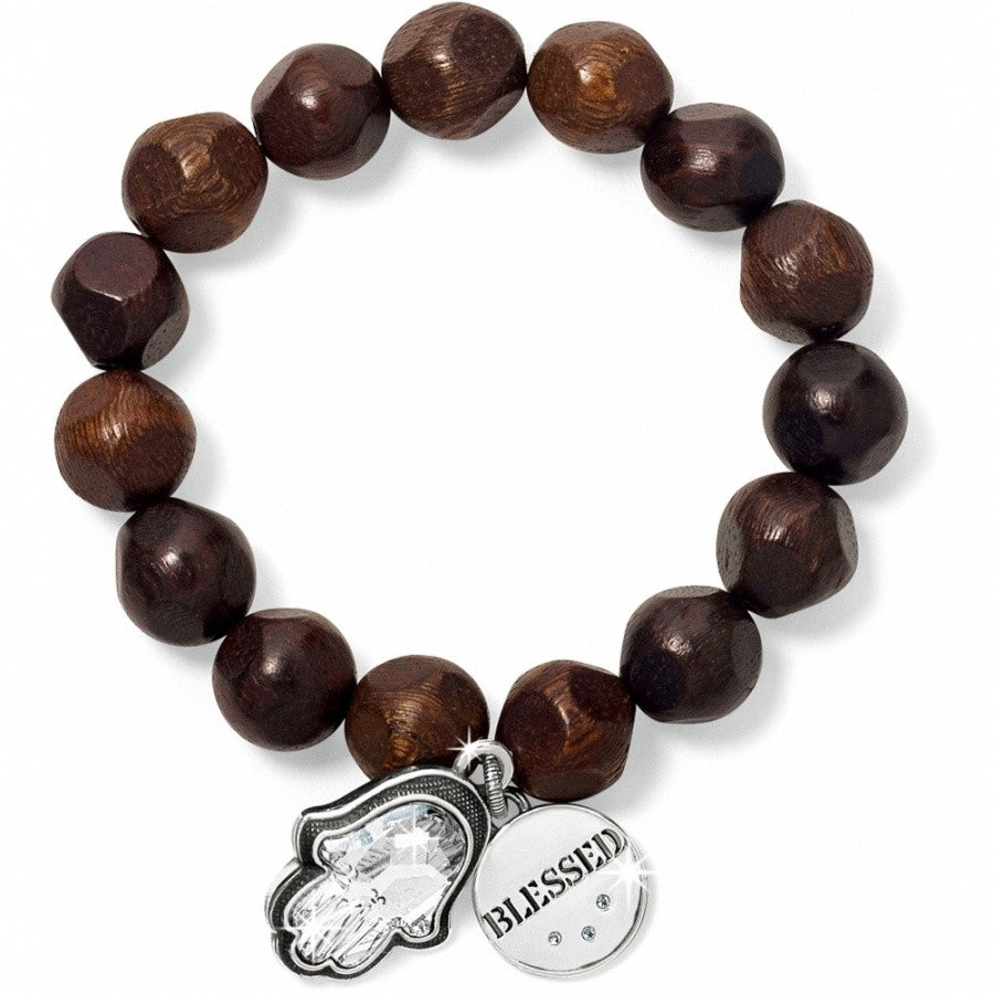 Stories of...Hand of Fatima Stretch Bracelet - ShopBody.com - 1
