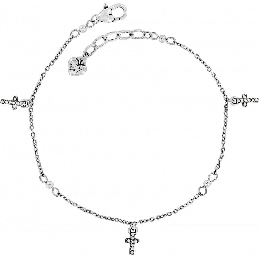 Brighton Hope & Faith Anklet - ShopBody.com - 1