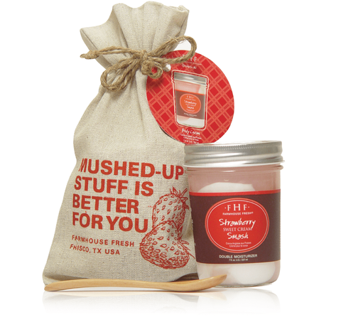 Farmhouse Fresh  Strawberry Smash Double Moisturizer