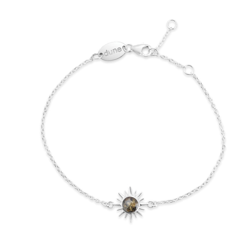 Dune Jewelry Delicate Destinations Sunburst Bracelet