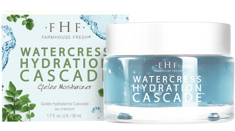 Farmhouse Fresh Watercress Hydration Cascade