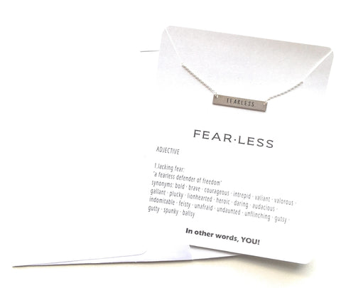 Fearless Chain Necklace