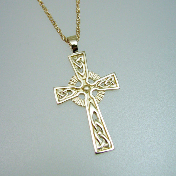 Blessing Knot Cross