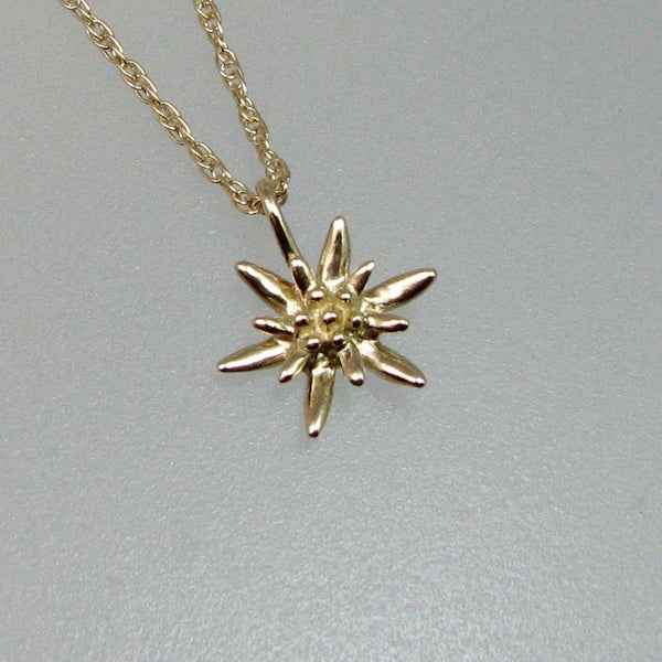 Edelweiss Pendant Small