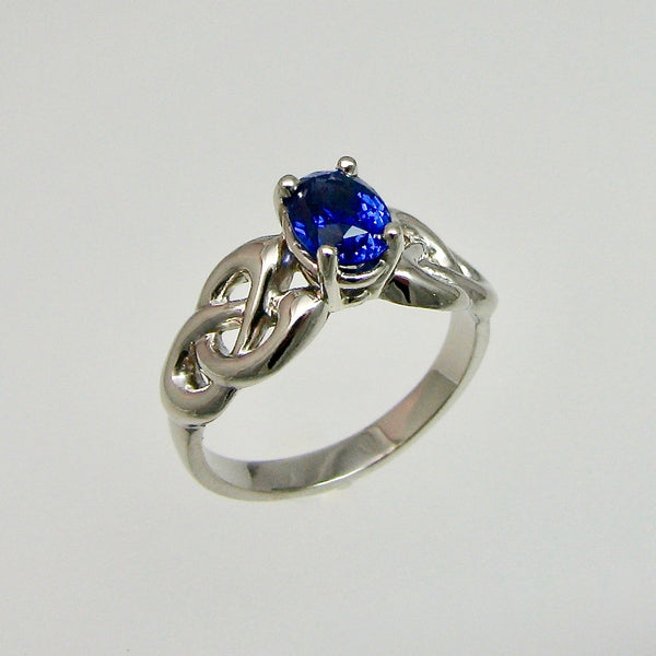 Celtic Blessing Knot Ring